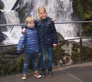 Gästestimme Familie Boonhof (Niederlande) zu den Unterhoefenhof Ferienwohnungen im Schwarzwald am Titisee im Jostal