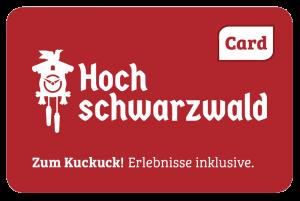 Die Hochschwarzwald Card