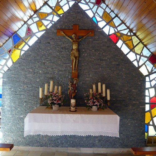 Die Kapelle des Unterhöfenhof - Ferienwohnungen Schwarzwald Titisee Jostal