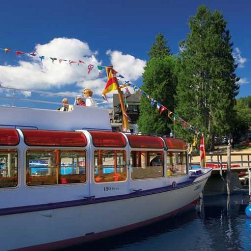 Bootfahren auf dem Titisee (Bild: Hochschwarzwald Tourismus Gmbh)