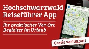 Hochschwarzwald Reiseführer App