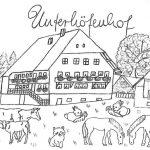 Malvorlage Unterhöfenhof