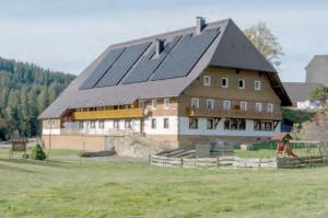 Unterhöfenhof neues Dach seit Sommer 2019