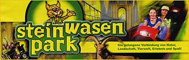 Steinwasenpark Tier-Erlebnispark mit Rodelbahn und Hängebrücke