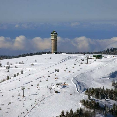 Feldbergturm (Bild: Hochschwarzwald Tourismus Gmbh)