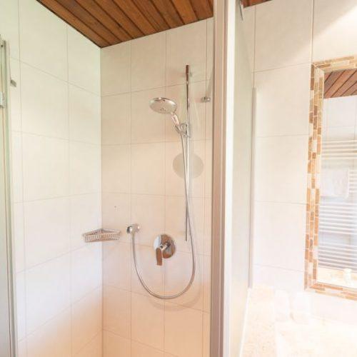 Badezimmer der Ferienwohnung