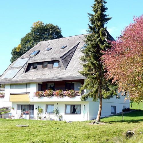 Das Gästehaus des Unterhöfenhof - Ferienwohnungen Schwarzwald Titisee Jostal