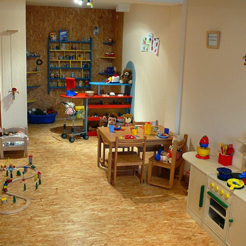Spielzimmer im Unterhöfenhof - Ferienwohnungen Schwarzwald Titisee Jostal