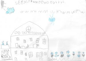 Kinderbild von Laura